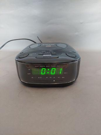 Радиобудильник Auna радио CD AUX
