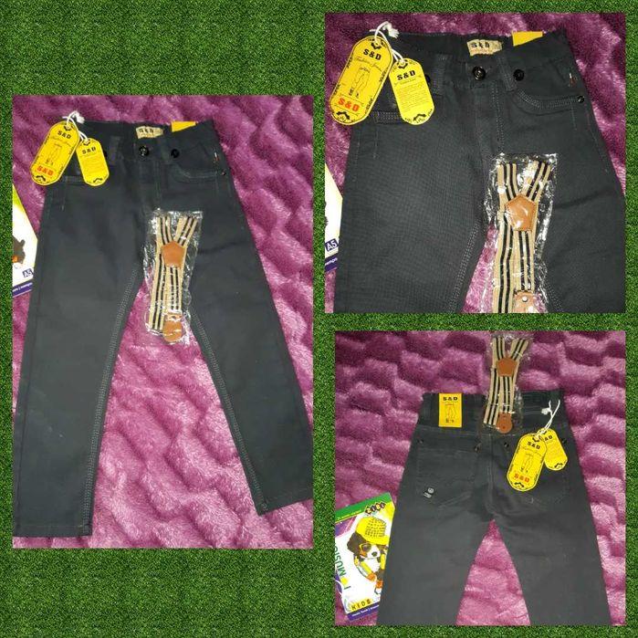Брюки/джинсы Н&М на мальчика 350грн Калиновка - изображение 1