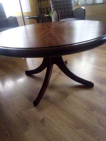Okrągły stolik kawowy-ława