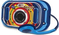 Vtech Kidizoom Touch 5.0 aparat cyfrowy dla dzieci niebieski