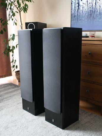 Mocne kolumny podłogowe Yamaha NS 50 głośniki jak tannoy kef dali jamo