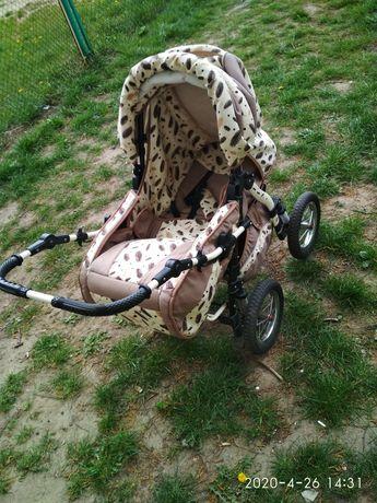 Детская коляска, трансформер, зима- лето