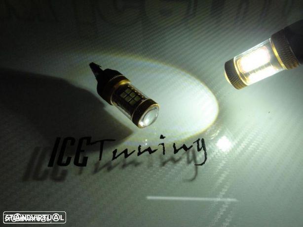 Led T20 / 7440 21W Branco 7W, 480 LUMENS 12V-24V LED SAMSUNG