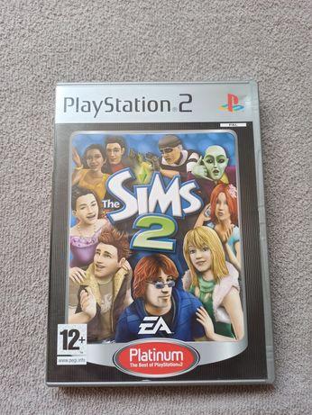 Gra the Sims 2 na PS2