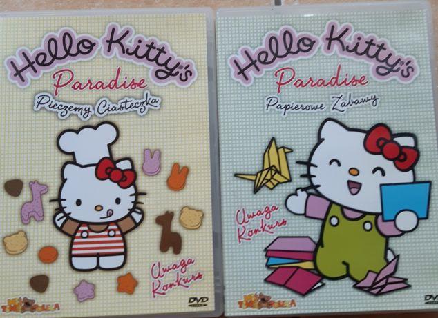 Hello Kitty - 2 filmy DVD