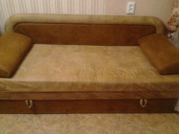 Диван - кровать с коробом
