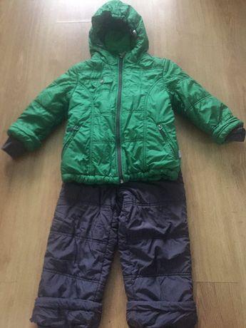 Продам зимний костюм БЕМБИ на мальчика 104 см