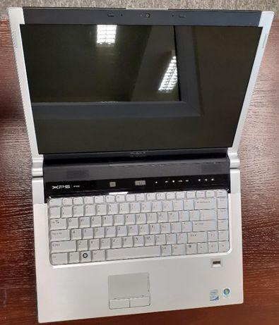 """Dell XPS M1530 PP28L """"Na CZĘŚCI""""! klawiatura, matryca, karta sieciowa."""
