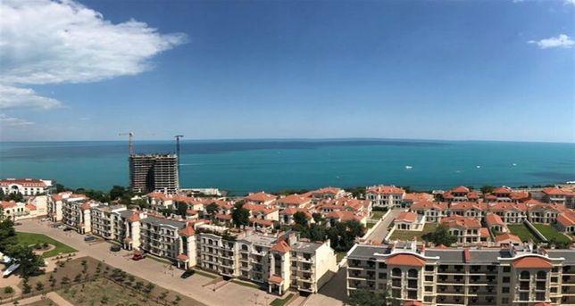 Аркадия,Жемчужина 8,джакузи,прямой вид моря,балкон,посуточно,своя