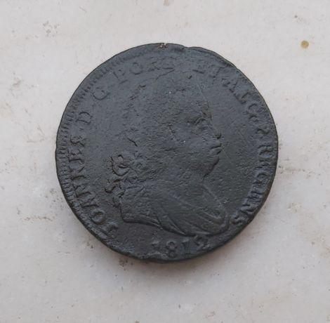 Venda de pataco D. João P.R,  1812.