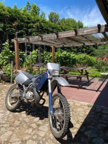 Aprilia RX 50 - restaurada recentemente