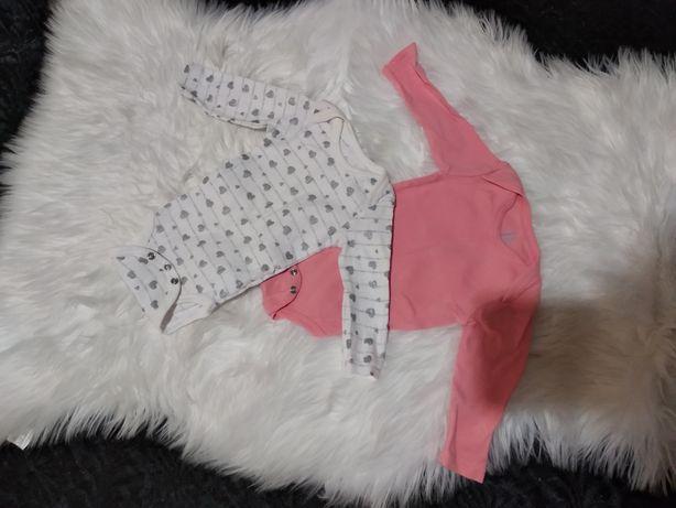 Body niemowlęce 3M- zestaw