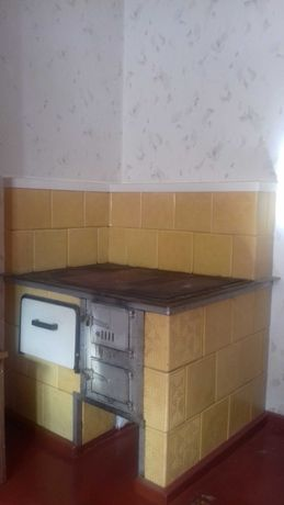 Kafle z pieca po rozbiórce
