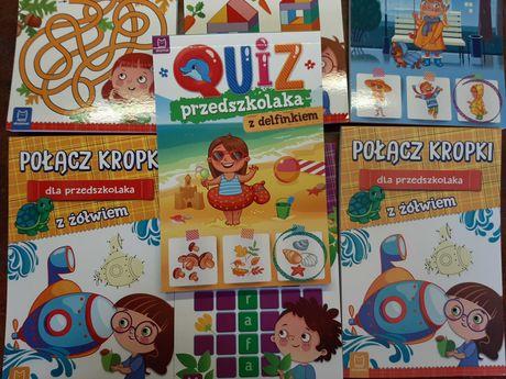 Książeczki dla dzieci z serii Zgaduj-zgadula po 4,99 zl za 1 szt.
