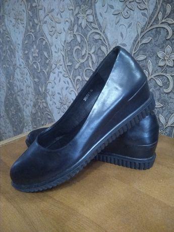 Туфли кожа р.39