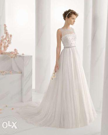 Весільна сукня іспанського бренду Alma Novia - Nara