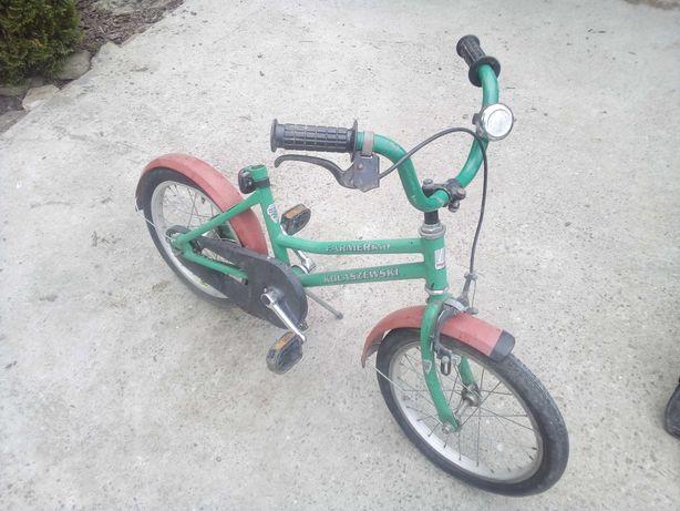Rower rowerek dziecięcy.