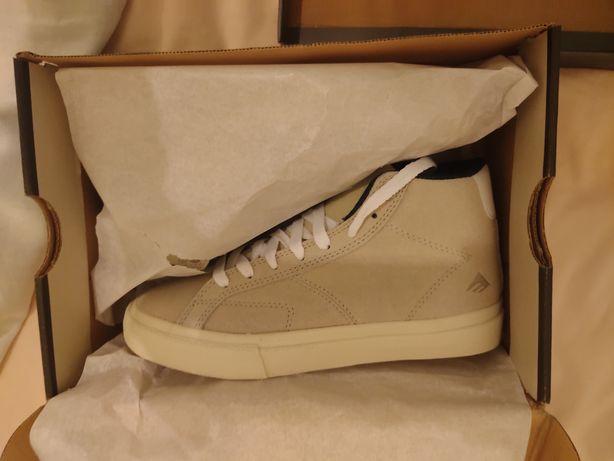 Sapatilhas botas emerica tam 37 Skate skater novas com caixa