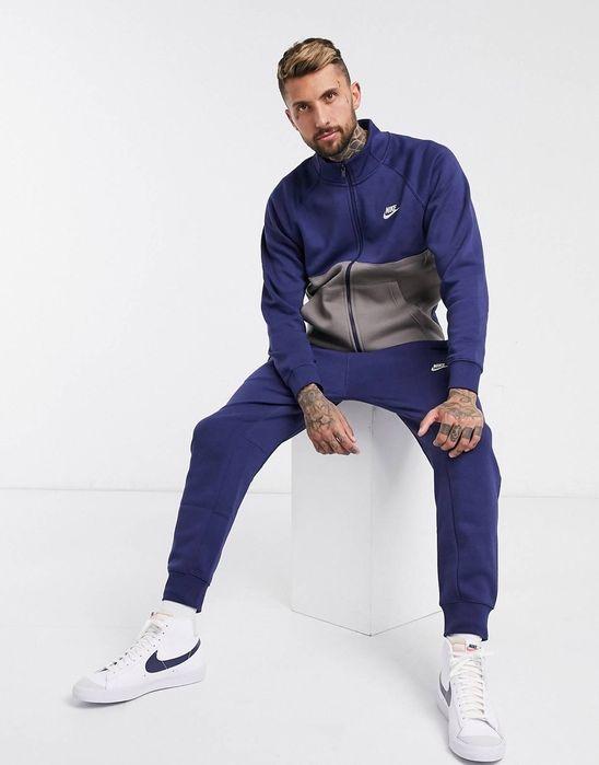 Костюм спортивный мужской Nike оригинал на флисе Полтава - изображение 1