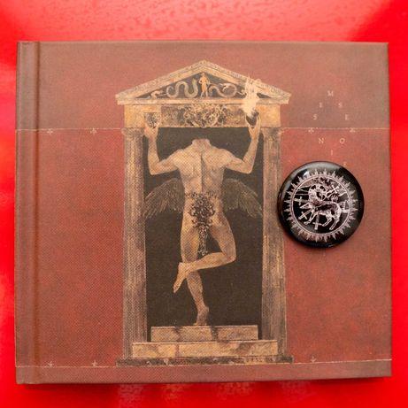 BEHEMOTH - Messe Noire CD/ BluRay/mediabook + Autografy + przypinka