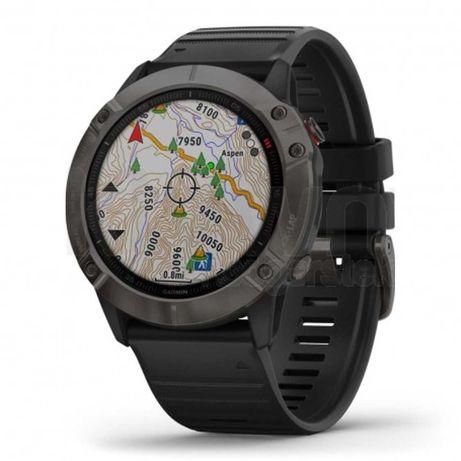 GARMIN Fenix 6X Pro Zegarek sportowy z GPS 51mm