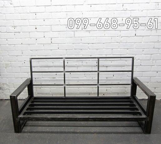Мебель из металла - столы, стулья, лавочки из профтрубы + ковка!