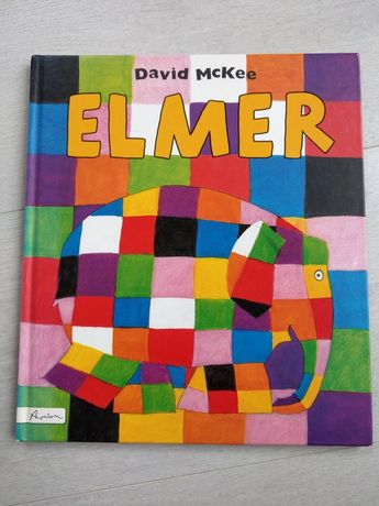 ELMER - David McKee, Papilon