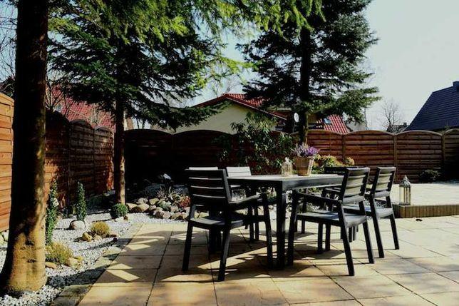 Noclegi Słupsk - Mieszkanie 2-pokojowe parter w domu z ogrodem 2021