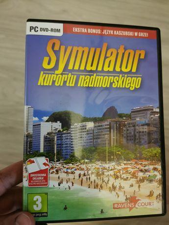 Gra PC - Symulator kurortu nadmorskiego