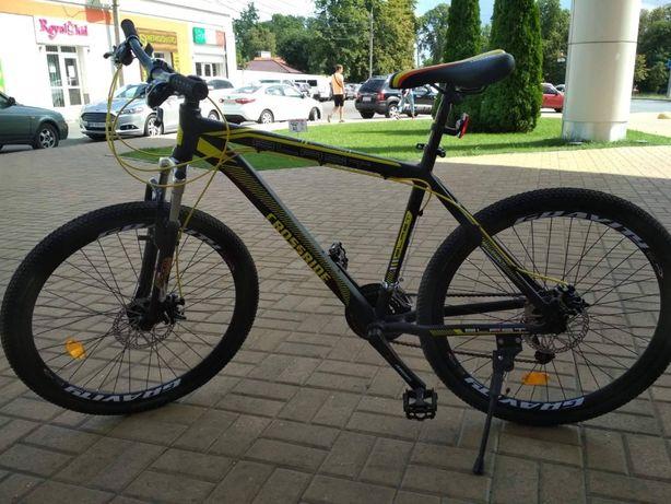 Новый горный велосипед Crossride