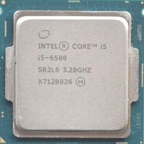 Процессор i5 6500 3.2GHz 6Mb Intel Core 1151 SR2L6   Гарантия 1 Год