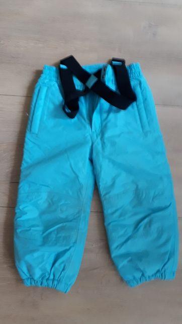 Spodnie narciarskie c&A roz. 104 RODEO