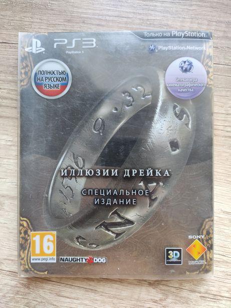 Uncharted 3 Steelbook Edition Стилбук