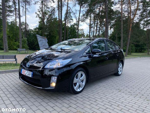 Toyota Prius AUTOMAT HYBRYDA NIEZAWODNOŚĆ Komfort Super Oszczędne Miejskie Auto