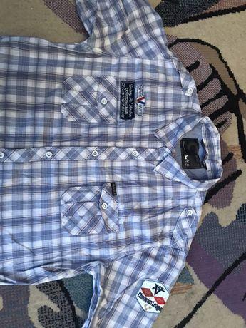 Рубашка стильна Glostory, XL, 100 % cotton