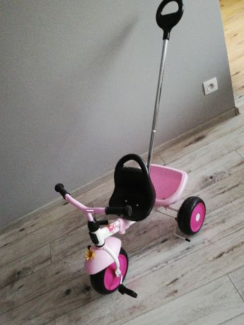 Rowerek trójkołowy dla dziewczynki super stan
