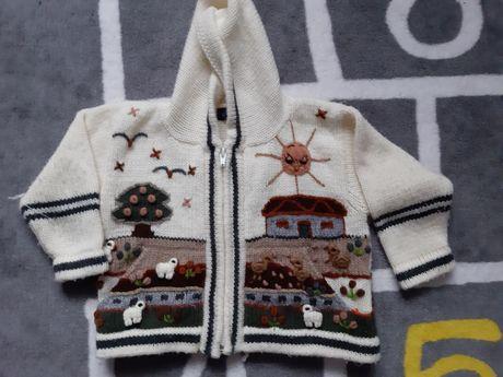 Sweterek z Peru aplikacje