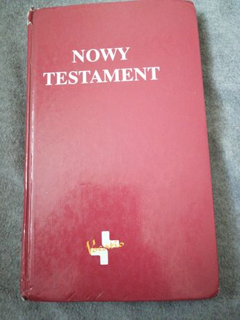 Książka Nowy Testament