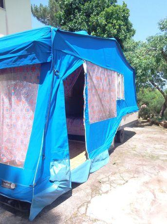 URGENTE - vendo - Atrelado combi-camp