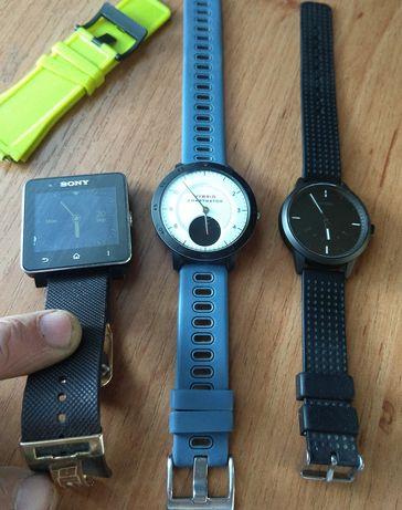 Смарт Часы Sony,Zeblaze,Lenovo.