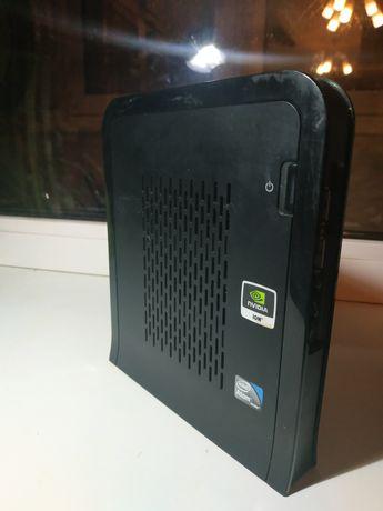 Мини-компьютер неттоп 2 ядра Intel Atom 1.6GHz 2GB GeForce 9400