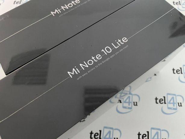 Tel4u Xiaomi Note 10 Lite 6/64GB Black Długa35