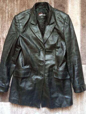 кожаный пиджак , куртка