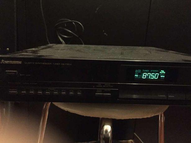 radio mitsubish