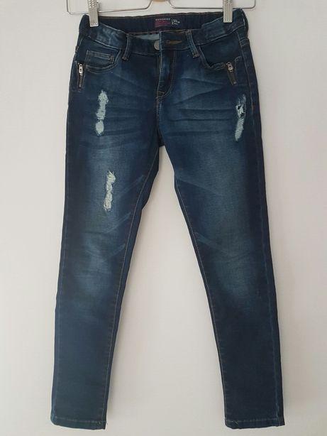 Reserved vintage dżinsy dziewczęce