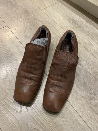 Женские туфли кожаные Испания 38-39 размер