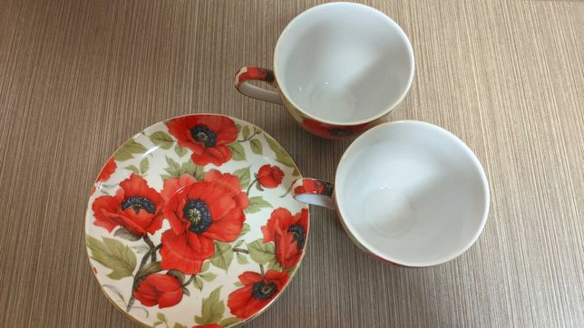 Продам набор чашек для чая