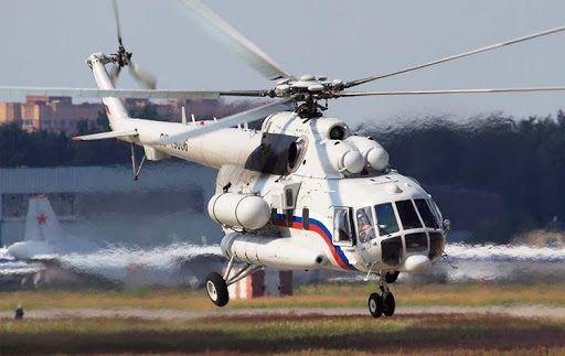 Вертолёт Ми-8 АМТ 2020 г.в.