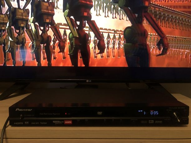 Odtwarzacz DVD Pioneer DV-490V