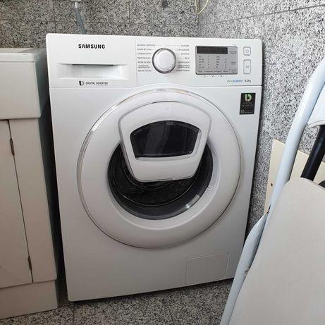 Lavadora roupa Sansung Digital inventer 8Kg
